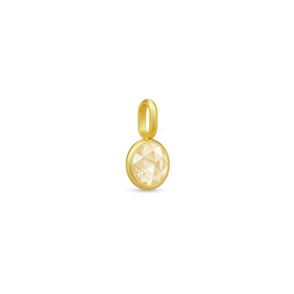 Cocktail mini vedhæng - Lemon