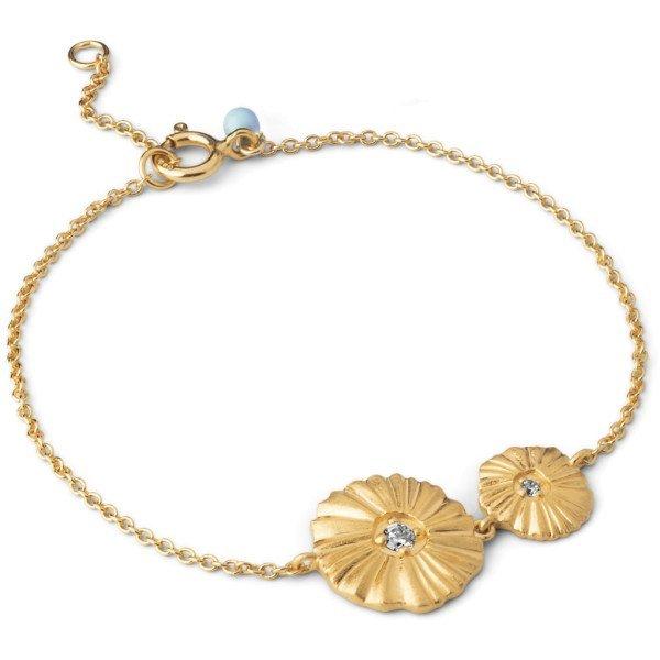 Bracelet, Sparkling shell