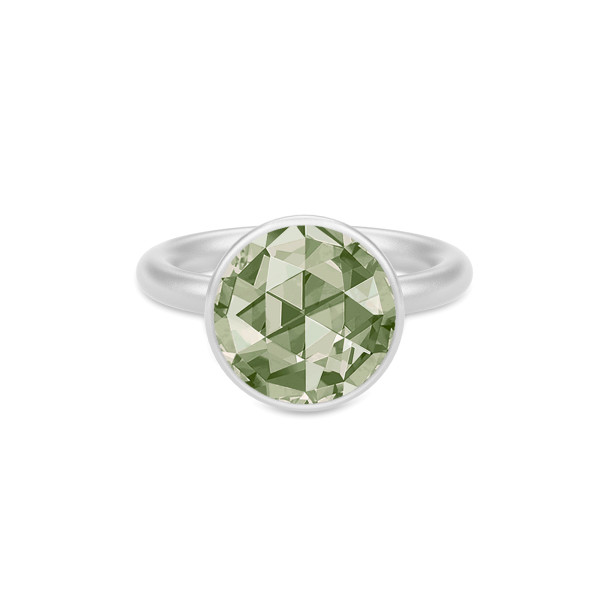 Cocktail Ring - Dusty Green