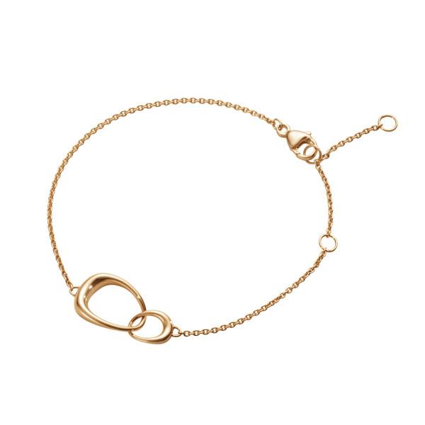 OFFSPRING armbånd - 18 kt. rosa guld
