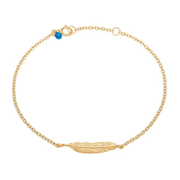 Bracelet, feather
