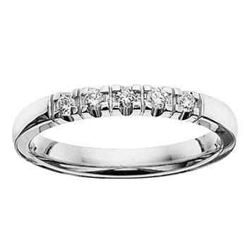 Grace Ring 5 x 0.03 ct