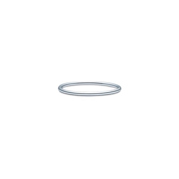 Dash Mini Ring - Rhodium